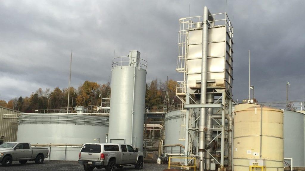 Schuylkill Energy Clarifier & Silo