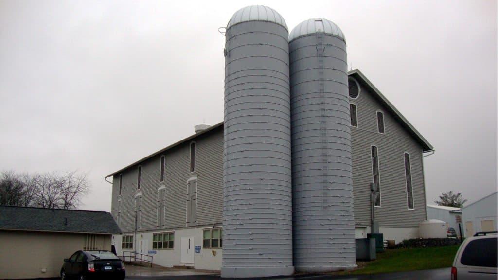 Bucknell University Art Barn